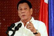 Pemberontak Ganggu Bantuan Corona, Duterte Ancam Berlakukan Darurat Militer