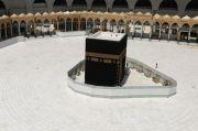 Arab Saudi Hapus Barikade Pelindung Kakbah