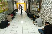 Balap Liar di Tengah Corona, Belasan Remaja Palembang Diamankan