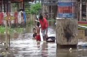 Ratusan Rumah Dua Kelurahan di Kecamatan Tempe Terendam Banjir Satu Meter