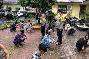 3 Hari Tawuran, Puluhan Remaja Diamankan Polres Batu Bara