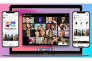 Bidik Masyarakat Umum, Facebook Rilis Video Grup dengan Messenger Rooms