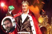 Sempat Mengejek, Hearn Menyesal Tidak Mengontrak Tyson Fury