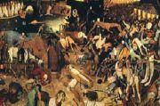 Bukan Ini Kali Saja Wabah Menyerang Kota Suci Makkah