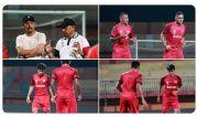 Madura United Pantau Aktivitas Latihan Pemain Lewat Video