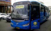 Damri Stop Layanan Operasional Bus Bandara Soekarno-Hatta