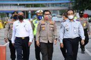 Cara Korlantas Polri Cegah Masyarakat Mudik Dinilai Tepat