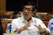 PDIP Yakin Gugatan Soal Kebijakan Menkumham Bebaskan Napi Ditolak