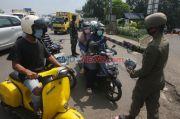 PSBB, Satpol PP Jaktim Perketat Pengawasan di Tempat Rawan Pelanggaran