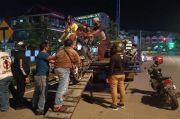 Tim Zebra Beduk 20 Amankan 101 Motor Balap Liar di Batam