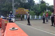 Puluhan Kendaraan yang Hendak Keluar Depok via Puncak Dipaksa Putar Balik