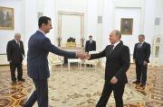 Putin Dilaporkan Mulai Jengkel dengan Assad yang Keras Kepala