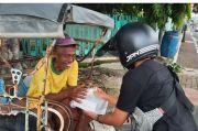 Relawan Jabar Baik Majalengka Bagikan 40 Porsi Menu Buka Puasa Tiap Hari