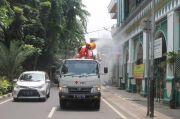 Sejak Maret, 819 Lokasi di Jakarta Timur Sudah Disemprot Disinfektan