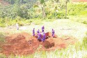 Kisah Petugas Pemakaman Korban Corona, Hanya Bisa Pasrah Pada Tuhan