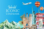 Ikon-ikon Terkenal dari Berbagai Negara