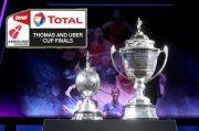 Jadwal Baru Putaran Final Piala Thomas dan Uber 2020 di Denmark