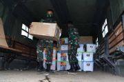 36 Koli Matkes Bantuan Kasad Didistribusikan ke Seluruh RST di Jateng