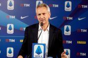 Dal Pino Keukeuh Ingin Selesaikan Kompetisi Serie A Musim Ini