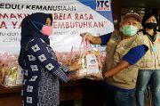 ITC Group Bagikan 5.000 Paket Bahan Pangan ke Warga Terdampak Covid-19