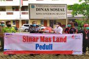 Sinar Mas Land Terus Salurkan Paket Bahan Pangan ke Warga Terdampak Covid-19