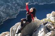 Rayakan Akhir Lockdown COVID-19, Wanita Ini Jatuh dari Tebing 35 Meter