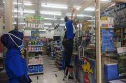 9 Pegawai Negatif Corona, Minimarket di Antapani Tengah Kembali Buka