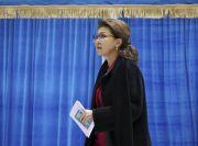Putri Mantan Pemimpin Kazakhstan Lepas Jabatan Ketua Senat