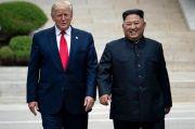 Kim Jong-un Kembali Tampil di Depan Publik, Trump Bungkam Seribu Bahasa