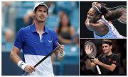 Andy Murray Dukung Wacana Peleburan Badan Tenis ATP dan WTA