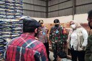 Pemkab Karawang Sediakan 100 Ton Beras untuk Kebutuhan PSBB