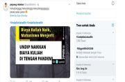 Undip Naikkan Uang Kuliah, Protes Bergema di Media Sosial