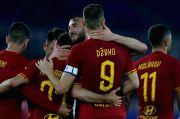 Ada Potensi Serie A Dilanjutkan, AS Roma Bakal Latihan Lagi