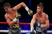 Waktu Gennadiy Golovkin Duel vs Saul Canelo Alvarez Makin Sempit