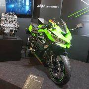 Raungan Suara Mesin Kawasaki Ninja ZX-25R Buktikan Motor 250cc Bukan Kaleng-Kaleng