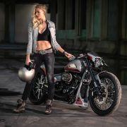 Gendong Milwaukee Eight, Harley-Davidson FXDR 114 Bergaya Cuiser Habis