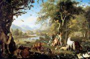 Adam dan Hawa Terpedaya Karena Ingin Hidup Kekal di Surga