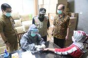 Bawa Alat Rapid Test, Sutiaji Datangi Buruh di Pabrik Rokok