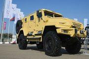 Pasukan Khusus Rusia Miliki Kendaraan Lapis Baja Anti-Ranjau