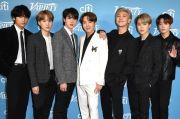 ARMY Rayakan 5 Tahun Keberhasilan BTS Raih Penghargaan Perdana