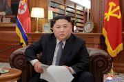 Presiden Rusia Beri Kim Jong-un Medali Penghargaan