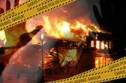 Gudang Minimarket di Kalideres Terbakar, Kerugian Ditaksir Ratusan Juta