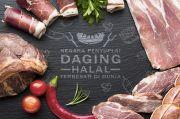 10 Negara Penyuplai Daging Halal Terbesar di Dunia