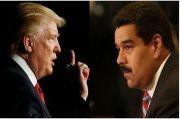 Trump Bantah Keterlibatan AS dalam Upaya Pembunuhan Maduro