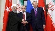 Laporan RIAC: Rusia, Turki, dan Iran Sepakat Singkirkan Presiden Assad