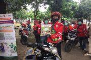 Gandeng Gaspol Jek, ACT Salurkan Bantuan bagi Warga Terdampak Corona