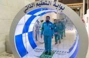 Cegah COVID-19, Arab Saudi Bikin Gerbang Sterilisasi di Masjidil Haram