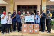 Peduli Sesama, Margo City Bagikan Masker dan Cairan Pembersih Tangan