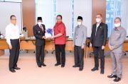 Gubernur Edy Sampaikan Capaian Kinerja Pemprov Sumut 2019