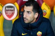 Raiola Bantah Mkhitaryan Minta Persetujuan Arsenal Permanenkan Status Pinjamannya